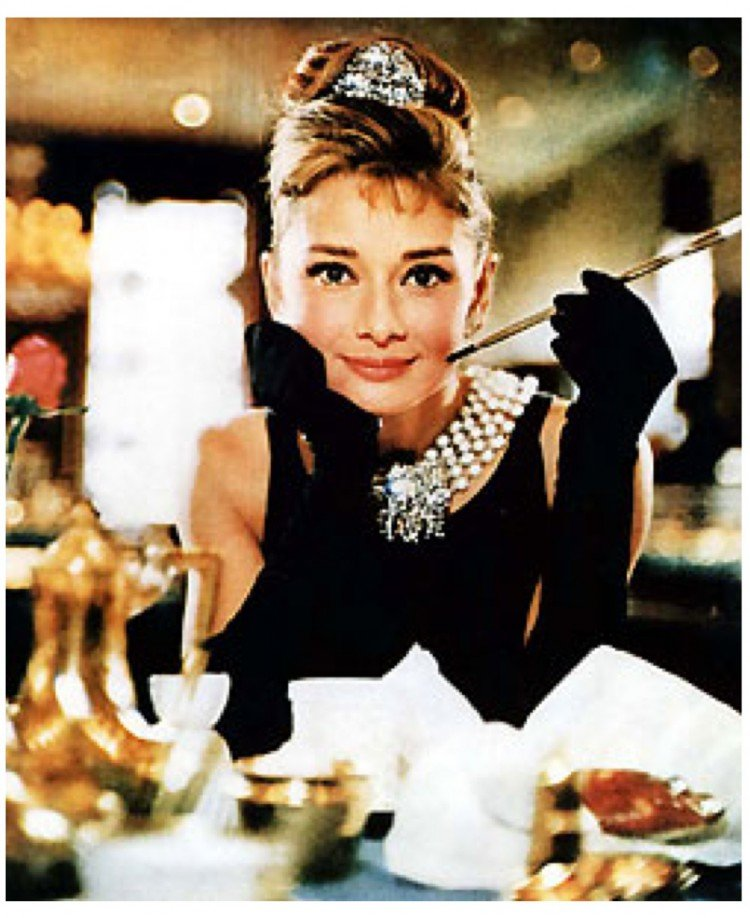 Bring back a little glamour