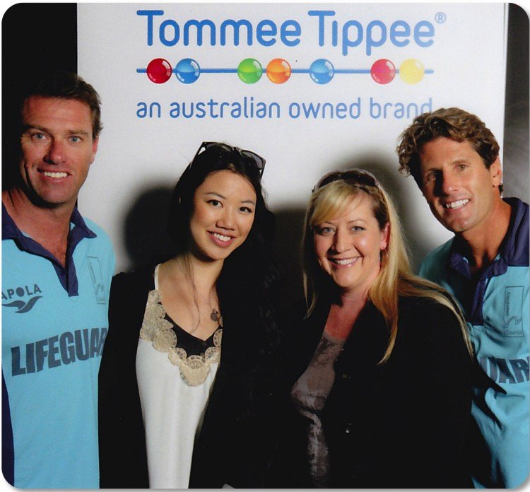 MoM meets Bondi Rescue