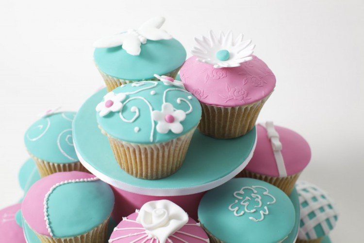 Melissa89 reviewed The prettiest cupcakes in town.