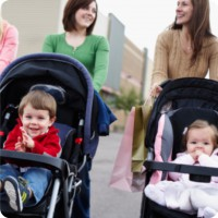 Support networks for mums; so incredibly vital.