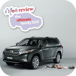Toyota Kluger Ultimate Family SUV Review