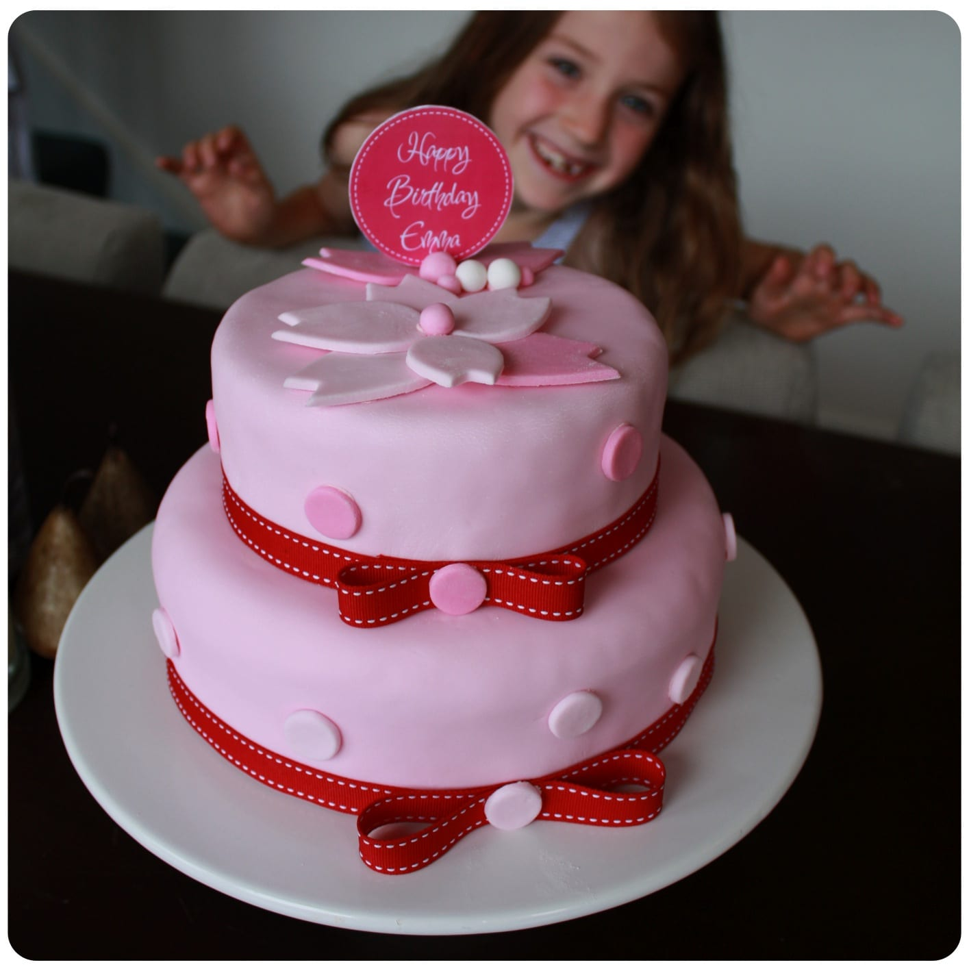 Cake Design 2 Layer Dmost for