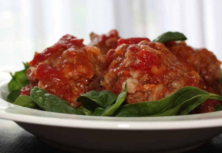 Easy Dinners – Meal in a Meatball!