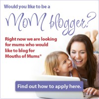 Want to be a MoM blogger?