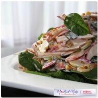 Waldorf Salad – the not so naughty version!