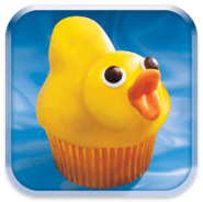 Whip App some cupcakes with this brand new cupcake app!