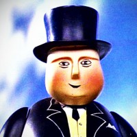 Mummy, the Fat Controller took my dummy!