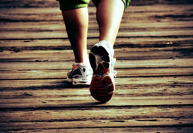 Weight loss 10000 steps per day
