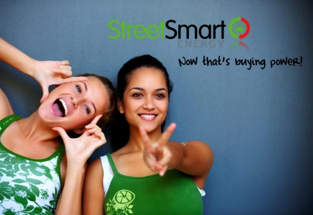 Street Smart Energy; group buying for energy savings