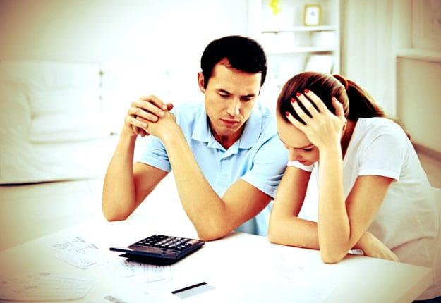 Financial Stress Mouths Of Mums