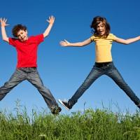 Getting kids active