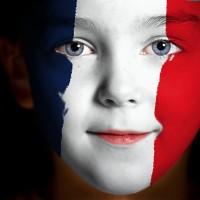 Learning kids speak..It's all French