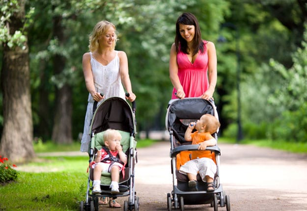 """Choosing a Pram -""""Wheels for your baby"""""""