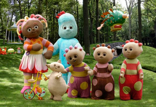 Which In The Night Garden Character Are You Mouths Of Mums
