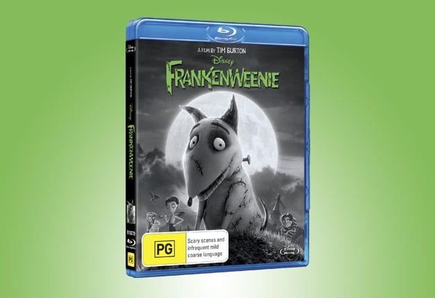 Win 1 of 5 Frankenweenie Prize Packs!