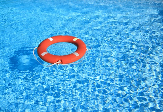 Police investigate after boy drowns in a backyard pool