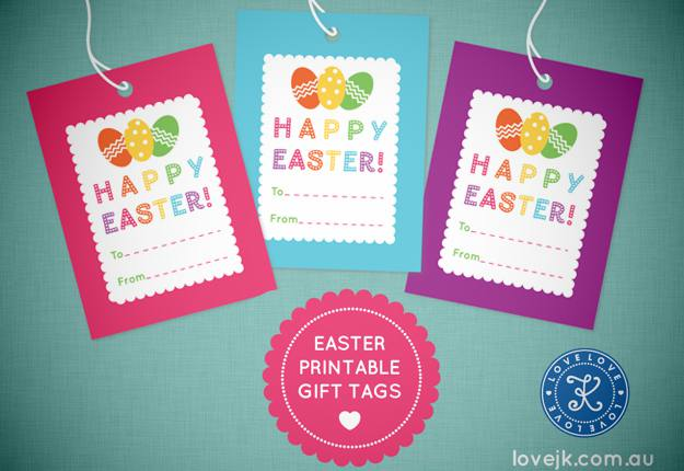 Free easter gift tags craftbnb free easter gift tag download from love jkmouths of mums negle Choice Image