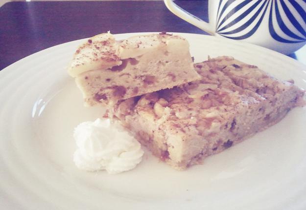 Sticky date pudding – recipe makeover