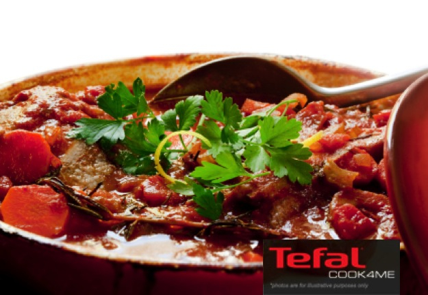 Beef Casserole Recipe for the Tefal COOK4ME.