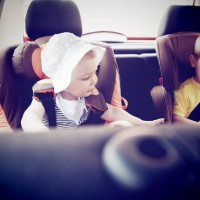 Road trippin' – Easing the queaze of car sickness
