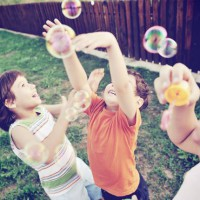 Tips for keeping safe around the schoolyard and back yard