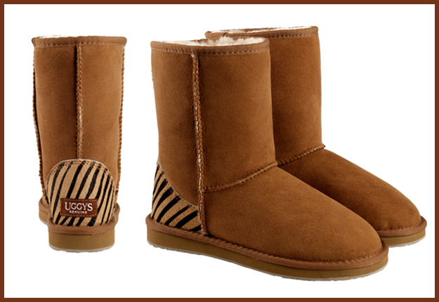 059f5ce4d49 Win 1 of 3 UGGYS Zebra Design Limited Edition UGG Boots - Competition
