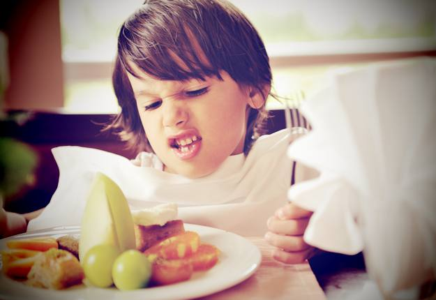Are you teaching your child to be a fussy eater?