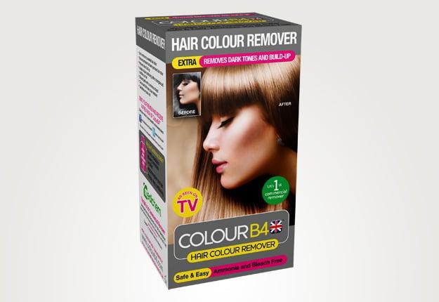 Colour B4 hair colour remover  MoM Rewards Prize
