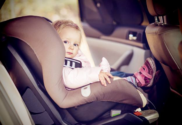 Stranger's rude letter to mum sitting with her baby in the car