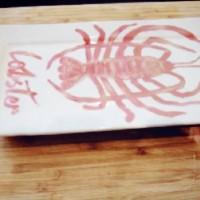 Handmade father's day gift idea - BBQ platter