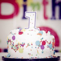 Your little one's first birthday party