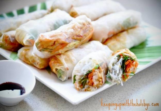rice paper recipe
