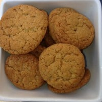 Yummy quick biscuits