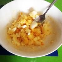 Easy coddled egg