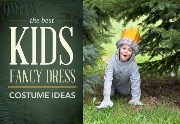 kids fancy dress ideas