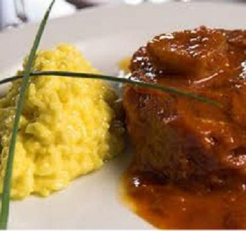 Veal Osso Bucco