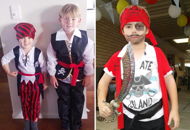 Kid Pirate Costumes & Kids Boys Pirate Costume Cosplay