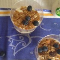 Yogurt cereal