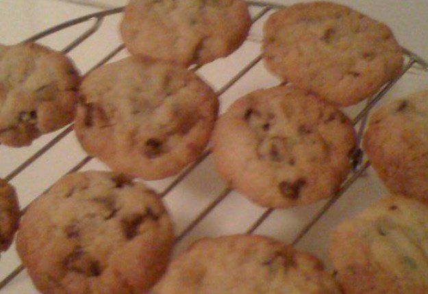 Beck's Amazing Choc Chip Cookies
