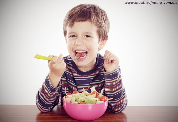 mistakes parents make when feeding their kids