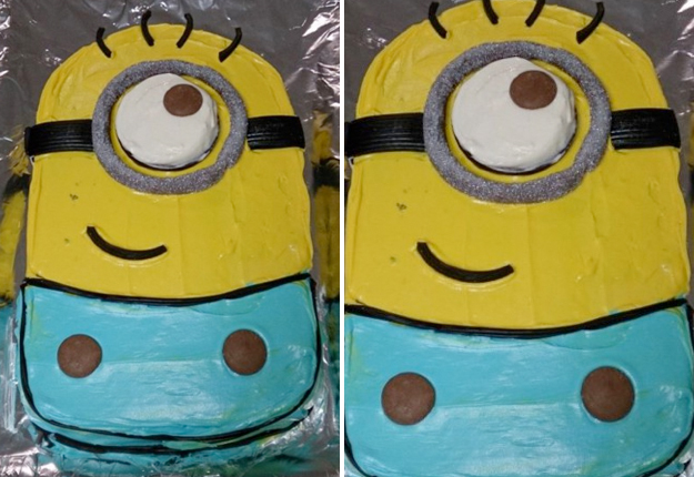 Easy Minion Cake Images Bjaydev for