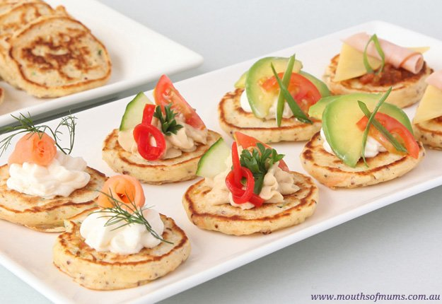 Savoury Party Food For Adults