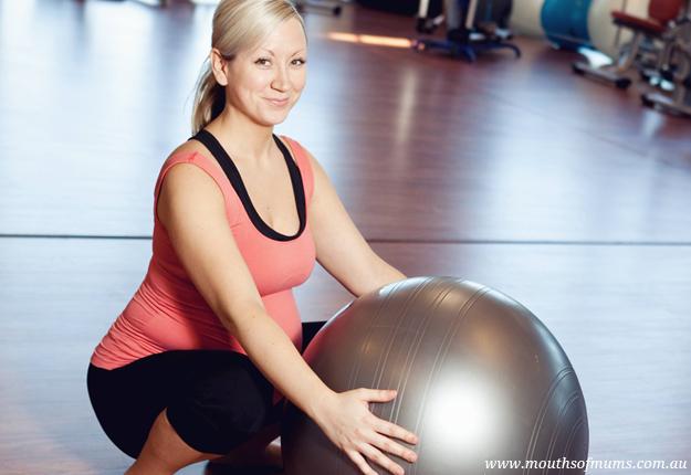 avoiding injury when pregnant