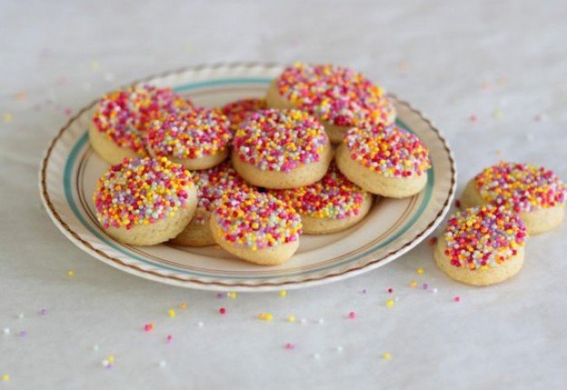 Ginger Butter Biscuits
