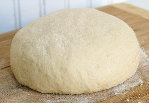 Pizza Dough with 2 ingredients