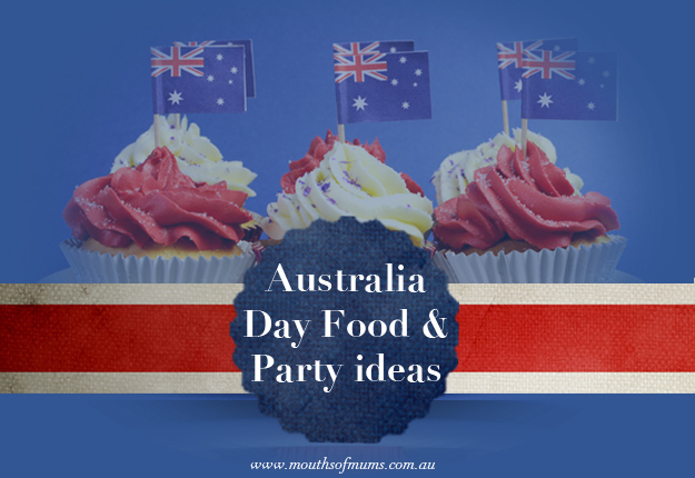 Australia Day Food And Party Ideas