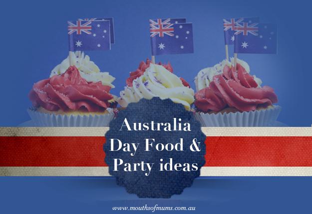 australia party ideas
