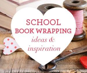 book wrap