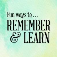 Fun memory tricks to help your kids learn