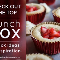 Fun lunch box snack ideas